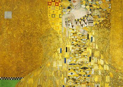 Klimt, Adele Bloch Bauer